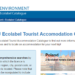 Nueva Normativa Europea sobre la Etiqueta Ecológica de Alojamientos Turísticos y de Revestimientos