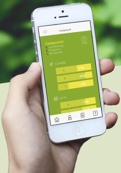 SPE mide y compara el nivel de sostenibilidad de las viviendas.