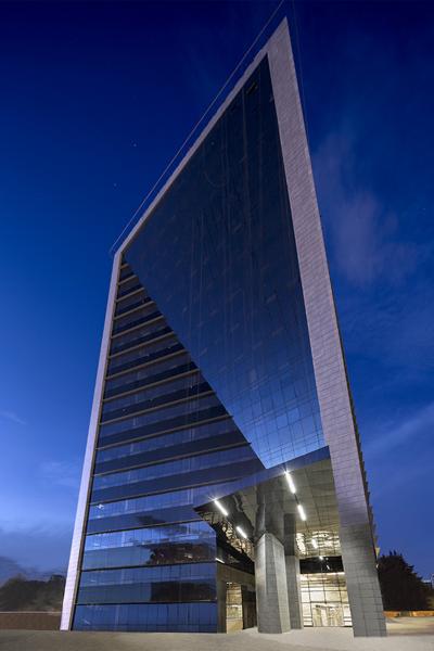 El proyecto edificio Paralelo 26 está ubicado en Bogotá (Colombia).