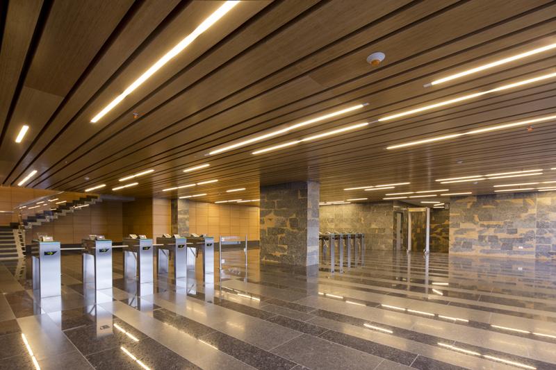 El edificio Paralelo 26 cuenta con un sistema de suplencia de energía.