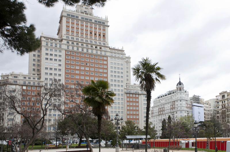 La Junta ha aprobado el Plan General de Ordenación Urbana para la rehabilitación del edificio Plaza España.