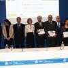 Isabel García Tejerina ha participado en la entrega de los Premios Ciudad Sostenible.