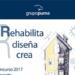 Abierta inscripción de la Tercera Edición del Concurso Técnico: Rehabilita, Diseña y Crea