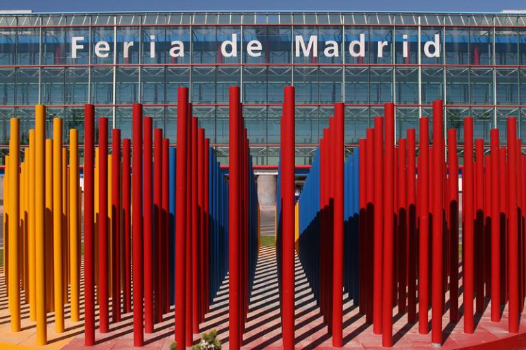 La instalación geotérmica diseñada para el edificio central de Feria de Madrid permitirá un ahorro anual de 50.000 euros