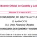 Abierta convocatoria para la mejora de la Eficiencia Energética en Edificios de Castilla y León