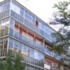 Bloque de viviendas en el barrio de Zamaragaen Vitoria-Gasteiz (País Vasco).