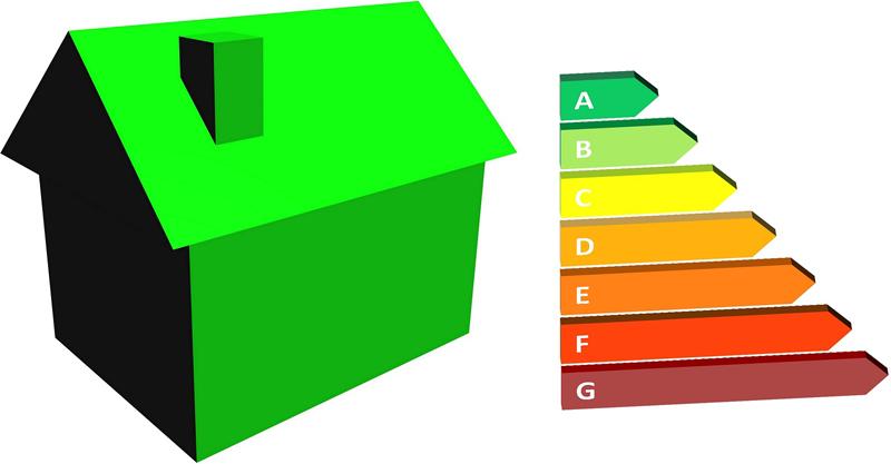 Mejora de la eficiencia energética en los hogares.