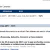 Publicada la convocatoria para el año 2017 para la concesión de subvenciones.