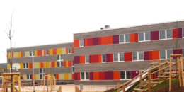 Edificio EECN para Escuela de Primaria de Energía Positiva en Alemania