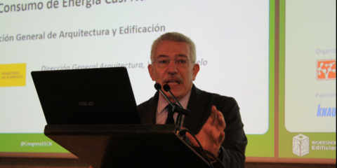 Ponencia Luis Vega, Ministerio de Fomento, en el VII Workshop EECN