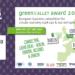 Abierta inscripción para la Cuarta Edición de los Premios Internacionales Green Alley