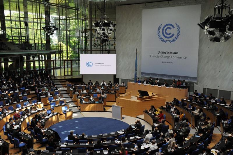 Resultado de imagen para Conferencia de Bonn sobre el Cambio Climático