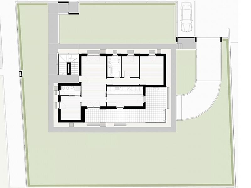 Plano del edificioREZ L2.