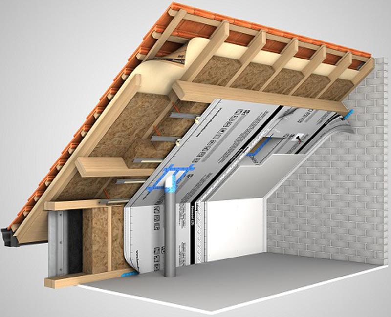 Knauf Insulation expondrá en Construmat su sistema Homeseal.