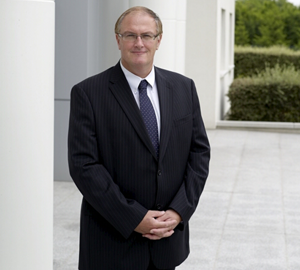 Jean-Claude Carlin, CEO del grupo Knauf Insulation.