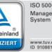 KÖMMERLING obtiene la Certificación del Sistema de Gestión Energética ISO 50001