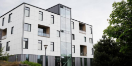 HSB Living Lab, Edificio Residencial Sostenible para investigación en Suecia