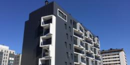 Thermos, Primer Edificio Residencial con Certificado Passivhaus en España