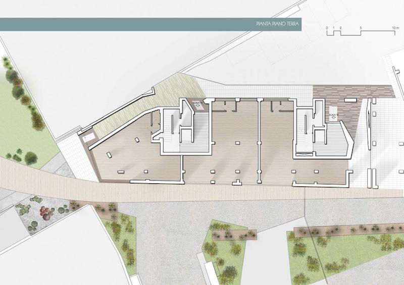 Plano de Planta del edificio.