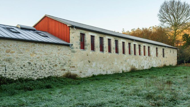 Centro de Formación de Referencia en Materia de Rehabilitación de la Fundación Laboral de la Construcción.