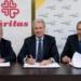 Acuerdo entre Gas Natural Fenosa y Cáritas para luchar contra la vulnerabilidad Energética