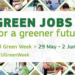 Bruselas celebra la Semana Verde de la UE