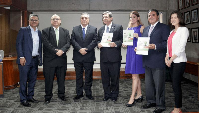 Presentación de la Guía técnica para la eficiencia en el uso del agua y la energíade las nuevas edificaciones en Costa Rica.