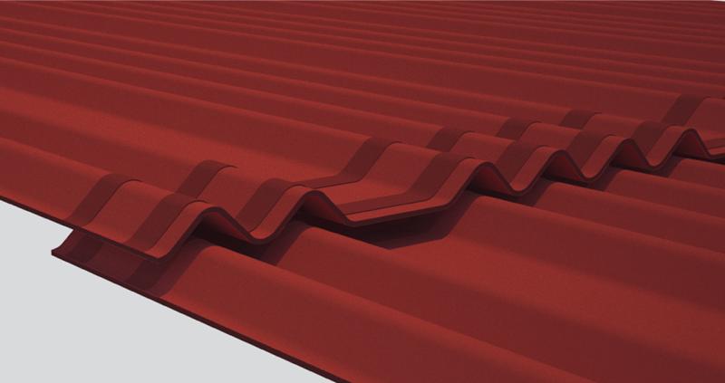 El sistema Bajo Teja aporta impermeabilización y ventilación.