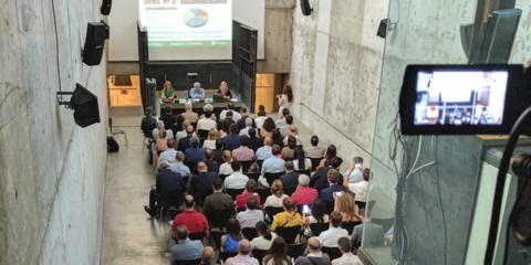Jornada Presentación IV Congreso Edificios Energía Casi Nula