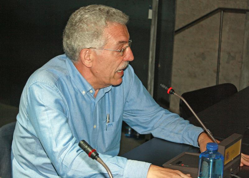 Luis Vega, Ministerio de Fomento.