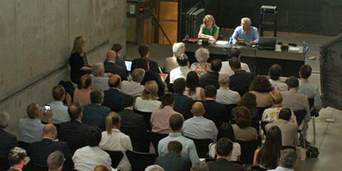Ponencia Unidad de Edificación Sostenible de la Subdirección General de Arquitectura y Edificación