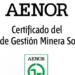 AENOR otorga el Certificado de Gestión Minera Sostenible a Knauf en su apuesta por la Sostenibilidad de los recursos