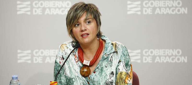 Directora general de Vivienda y Rehabilitación, Mayte Andreu.