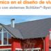 La cerámica en el diseño de viviendas de Schlüter-Systems