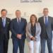 Acuerdo entre el Castilla-La Mancha con cuatro entidades para financiar a particulares la Rehabilitación de sus Viviendas