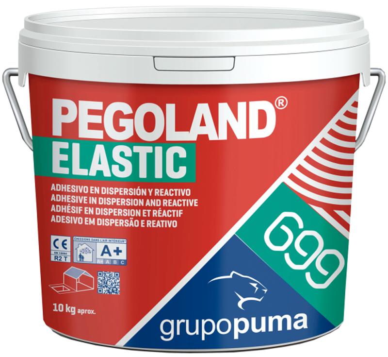 AdhesivoPegoland Elastic R2T de Grupo Puma.