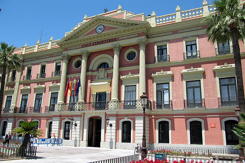 Ayuntamiento de Murcia.