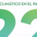 Abierta convocatoria de acciones realizadas en el País Vasco sobre Cambio Climático para Cumbre del Clima COP23
