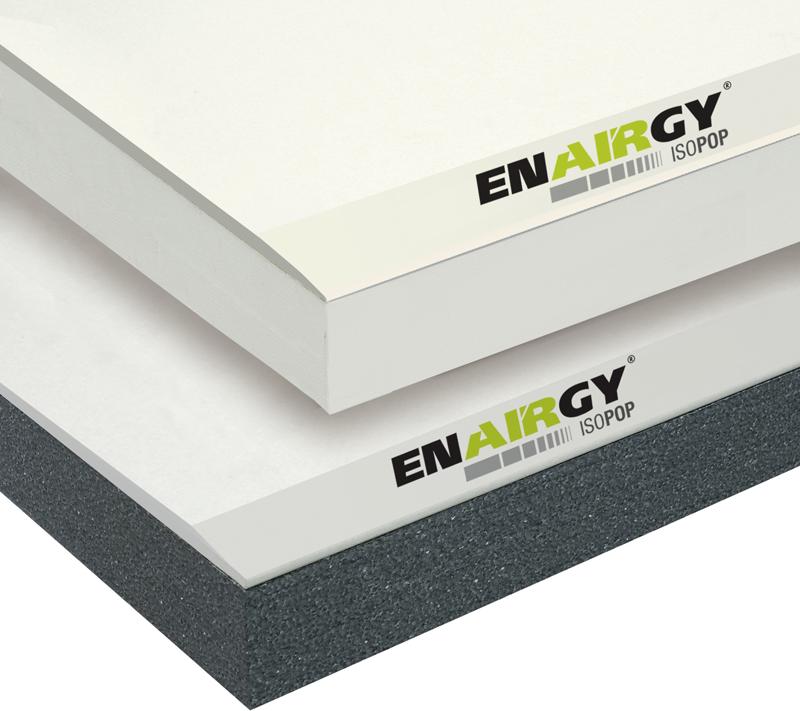 Pladur ha lanzado la marca ENAIRGY, la nueva generación de aislantes.