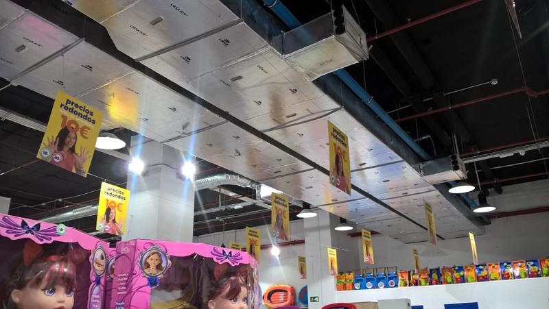 Centro Comercial SAMBIL.