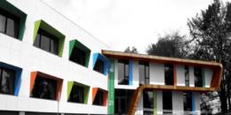 Paint in Green, Proyecto de Rehabilitación Energética Sostenible de Instituto de Investigación