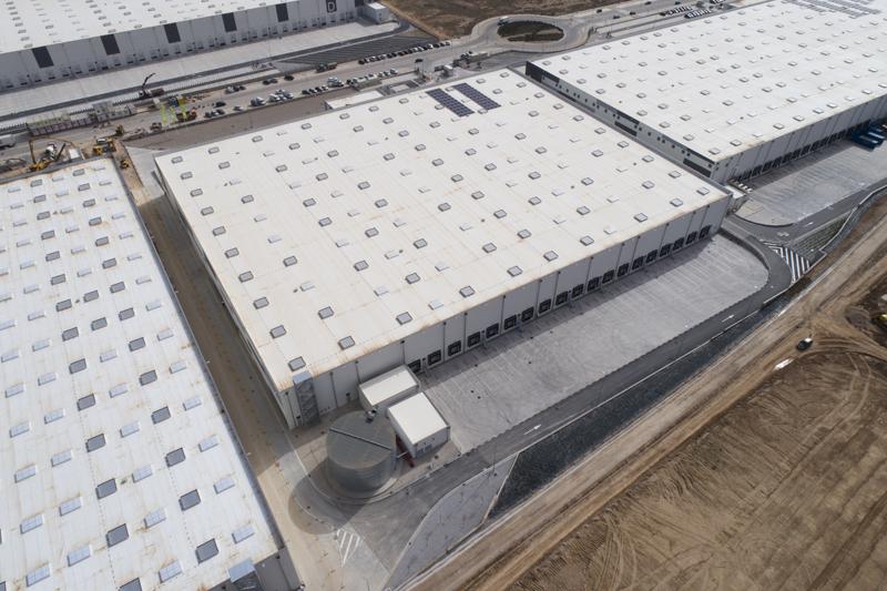 La plataforma SI-20 ubicada en Guadalajara y ocupada por algunos de los mayores proveedores globales de servicios de transporte y logística, es la única en España en haber obtenido estos tres sobresalientes reconocimientos energéticos.