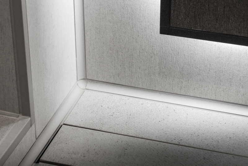 Schlüter-Systems presentará sus nuevos diseños enCERSAIE.