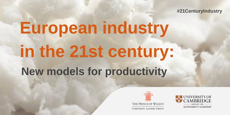 En el informe sobre Economía Circular,ACCIONA, junto con otras trece empresas, reclama políticas que mejoren la productividad de los recursos y la reducción de residuos.