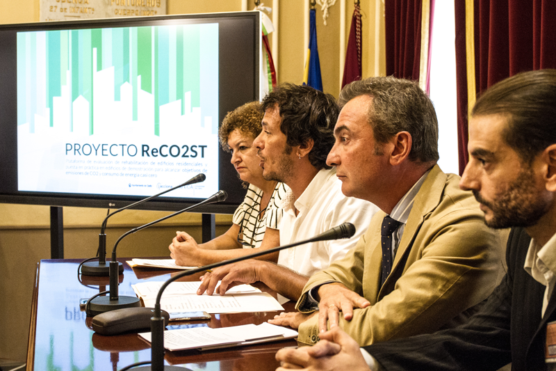 Este proyecto de I+D+i del Programa Horizonte 2020 actuará en una construcción de viviendas sociales para alcanzar objetivos de emisiones de CO2 y consumo de energía casi cero.