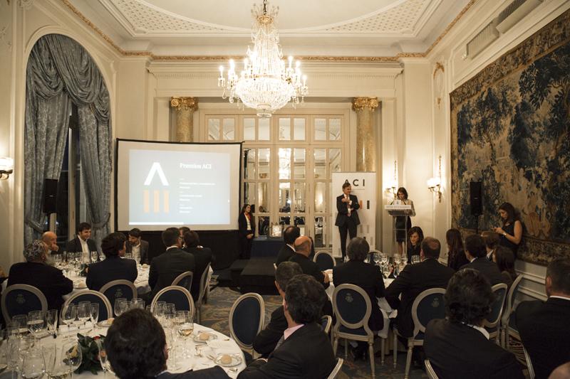 Premios ACI 2016.