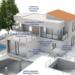 Nuevo Mapa 360º de Danosa con las soluciones más idóneas para cada zona de la Vivienda