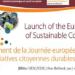 Bruselas acogerá el lanzamiento del Día Europeo de Comunidades Sostenibles
