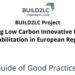 La Guía de Buenas Prácticas del proyecto BUILD2LC destaca cinco casos de éxito en Andalucía
