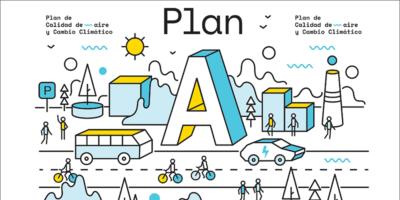 El Ayuntamiento de Madrid aprueba el Plan A de Calidad del Aire y Cambio Climático